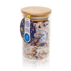 Solana Nin Koupelová mořská sůl s květy a kořením, 220 g