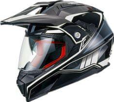 MAXX FS 606 Enduro helma se sluneční clonou