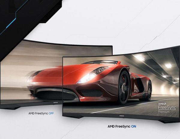 Gaming monitor Odyssey C34G55TWWU