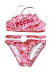 Disney Lány kétrészes fürdőruha Peppa Pig PP13456