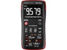 Extol Premium multimetr digitální, inverzní displej, True RMS, automatická volba rozsahů
