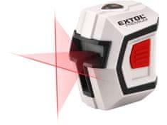 Extol Premium laser liniový, křížový samonivelační