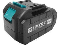Extol Industrial baterie akumulátorová 18V, Li-ion
