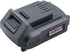 Extol Premium baterie akumulátorová SHARE20V, Li-ion