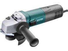 Extol Industrial bruska úhlová s regulací rychlosti, 125mm, 1400W