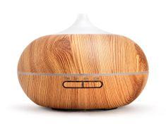 Nature7 aroma difuzér Sumó, osvěžovač a zvlhčovač vzduchu, imitace světlého dřeva, 300ml