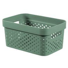 CURVER Infinity kutija za pohranu, reciklirana plastika, 4.5 l, zelena