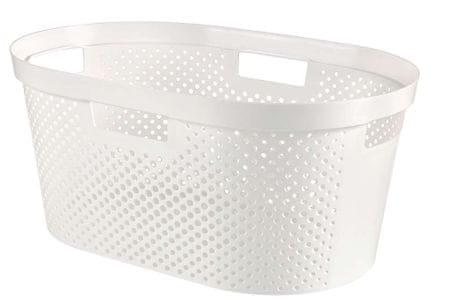 CURVER Infinity košara za čisto rublje, 39 l, bijela