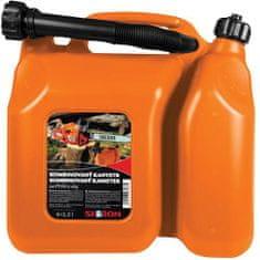 Sheron Kanister SHERON 06+2.5 lit, kombinovaný na olej a PHM