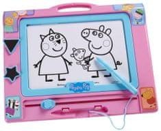 TM Toys Peppa pig magnetická tabuľka malá