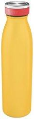 """Leitz Termo láhev """"Cosy"""", matně žlutá, kovová, 500 ml 90160019"""