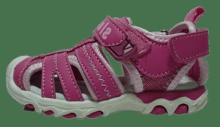 Slobby Lány szandál 151-0035-T1, 23, rózsaszín