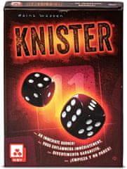 NSV igra s kockami Knister (Dice Poker) angleška izdaja