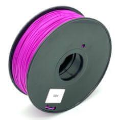 Miroluk Tisková struna ABS pro 3D tiskárny, 1,75mm, 1kg, fialová