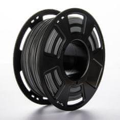 Miroluk Tisková struna PLA pro 3D tiskárny, 3mm, 1kg, šedá