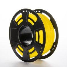 Miroluk Tisková struna PLA+ pro 3D tiskárny, 1,75mm, 1kg, žlutá