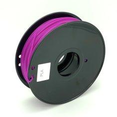 Miroluk Tisková struna PLA pro 3D tiskárny, 3mm, 1kg, purpurová