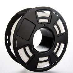 Miroluk Tisková struna ABS pro 3D tiskárny, 1,75mm, 1kg, bílá