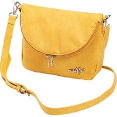 MEATFLY Dámska crossbody kabelka Shea 2 C - Sunny Yellow