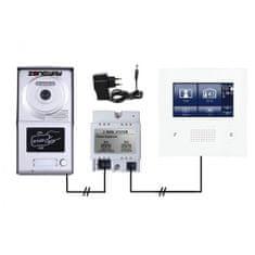 ACS Zoneway Set videozvonku ZONEWAY ZW-432M + ZW-702-1D
