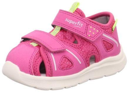 Superfit Lány szandál Wave 10004795500, 21, rózsaszín