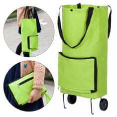 VivoVita Easy Carry Bag – Prenosna zložljiva torba na kolescih