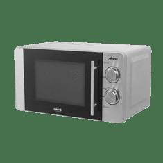 BRAVO Nerezová mikrovlnná trouba Acero B-4503