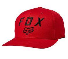 FOX kšiltovka Legacy Moth chilli
