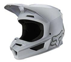 FOX helma V1 Plaic white