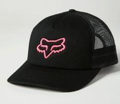FOX kšiltovka Boundary Trucker black/pink