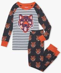 Hatley chlapecké pyžamo z organické bavlny Fierce Tigers S21THK1269
