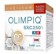 OLIMPIQ Jubileum SXC CC250% kapsula - terapia kmeňovými bunkami na podporu kognitívnych funkcií mozgu ako pamäť a koncentrácia 2 x 60 ks