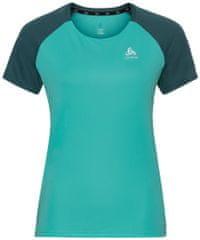 ODLO Essential ženska majica, turkizna (B:20777)