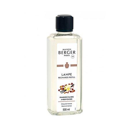 Maison Berger Paris Katalitikus lámpa utántöltő Borostyánpor Amber Powder (Lampe Recharge/Refill) 500 ml