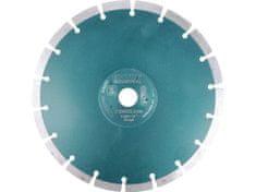 Extol Industrial kotouč diamantový řezný segmentový Grab Cut, suché řezání