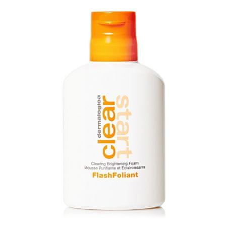 Dermalogica Arctisztító bőrvilágosító hab Clear Start Flashfoliant (Clearing Brightening Foam) 100 ml