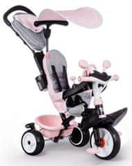 Smoby trikolesnik Baby Driver Plus