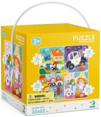 Dodo Toys Puzzle 4u1 Moje djelo