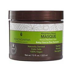 Macadamia Obnovujúci maska pre všetky typy vlasov Weightless Repair (Masque)