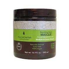 Macadamia Vyživujúci maska na vlasy s hydratačným účinkom Nourish ing Repair (Masque)
