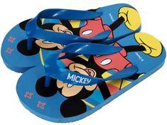 Disney chlapecké žabky Mickey WD13614