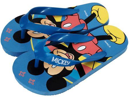 Disney fiú flip-flop papucs Mickey WD13614, 28, kék
