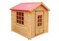 Marimex Dětský dřevěný domeček Vilemína