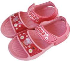 Disney dívčí sandály Peppa Pig PP13651