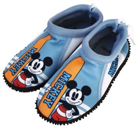 Disney Fiú tornacipő vízbe Mickey Mouse WD13603, 32, kék