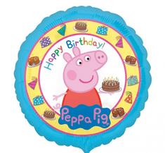"""Anagram Fóliový balón 18"""" Peppa Pig"""