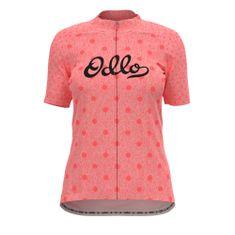 ODLO Element ženska kolesarska majica, roza (B:30727)