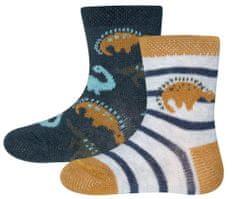 EWERS 2pack chlapčenských ponožiek 205225