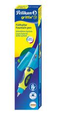 Pelikan nalivpero Grifffix za ljevake, Fresh Blue