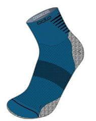 ODLO Ceramicool Quarter čarape, plave (B:20332)
